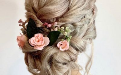 Wedding Hair Inspiration with our Guest: Gemma Taylor Hair